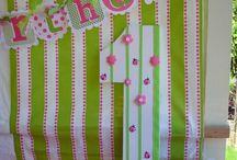 2nd Birthday Ideas (Lollipop) / by Kimberly Lyon