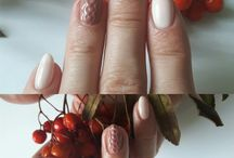 nails AUTUMN