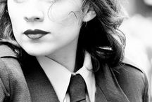 Agent Peggy Carter/ Hayley Atwell