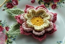 I need to learn to crochet / A love of crochet that has so far eluded me in the learning department  / by Lesley St Clair