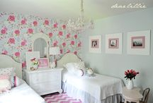 R&E's room / by Chelsea Faherty