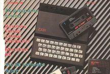 Heimcomputer / Heimcomputer von verschiedenen Herstellern. ZX81, Sinclair Spectrum, C64, VC 20, Amiga und viele mehr.