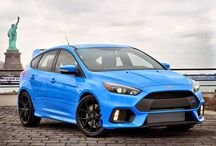 Ford Focus Rs..