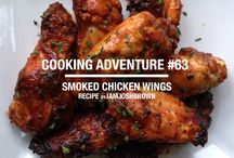 Big Green Egg Recipes / by Tricia Bessho
