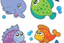 morske živočíchy