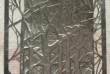 Alluminium foil techniques