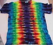 Tie-dye ideas
