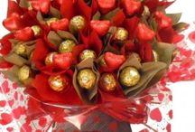 Ferrero Rocher Chocolate Bouquets
