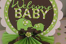 Baby Shower Ideas / by Shawnda Berryhill