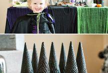 Festa infantil monstro halloween