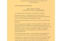 Steuerberater Thomas M. Aachen wurde wegen Uneignung und mehr als Testamentsvollstrecker abgesetzt / Wegen Strafanzeigen bei der Staatsanwaltschaft Aachen lies die Kriminalpolizei Aachen eine Büro- und Hausdurchsuchung des Steuerberaters Thomas M. in Aachen durchführen. Umfangreiche Ermittlungen wegen angezeigten Betruges, Untreue und Unterschlagung aufgrund mehrfacher Strafanzeigen gegen diesen beschuldigten unrühmlichenTestamentsvollstrecker.