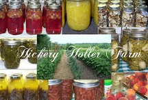 Food Preservation / Canning, storing food, canned fruits, vegetables and pickling. / by Rosie |TacomaMomBlog