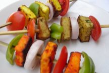 Oxford Summer BBQs / A guide to creating the perfect summer bbq using local ingredients