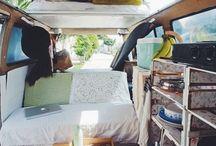 Travel in a Van - my dream