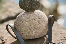 kavicsok,kövek