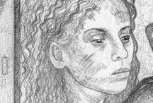 Stories & Drawings of Cheryl Moore
