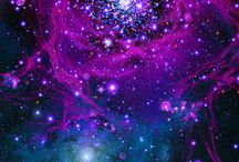 stars and nebulae / by Rinelle Grey