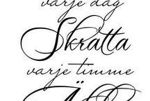 Citat livet