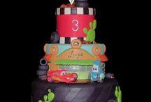 Atiksh's Cars Birthday