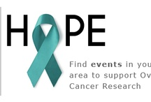 Events Around the Globe for Ovarian Cancer Awareness & Research / Find events around the globe for ovarian cancer awareness and research