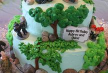 Cakes / by Cindy Oliva