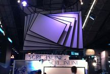 Screenline in Exhibitions / Creativity in Trade Shows