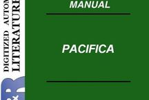 Chrysler Pacifica , Service Manuals