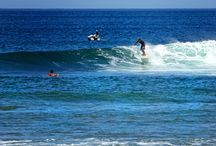Surfing Destination / Travel to Costa Rica. Lots of surfing, also a great place for honeymoons.