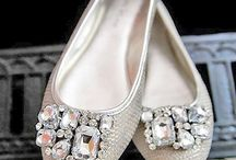 Buty na wesele na płaskim obcasie