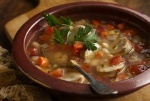Chicken Soup Recipes / From Corn Chowder to Dumplings from Summer to Fall, we have your chicken soup recipes covered! Someone pass the crackers!