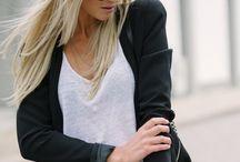 Let's Shop: Black Blazers