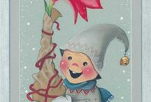 joulukortteja tarinoihin