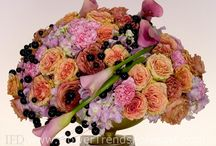Flower Trends: Revival 2014 / Revival is the expression of beauty and glamour that blends vintage fashion and art-deco with modern pop-culture