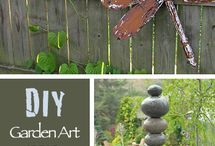 garden ideas / by Gail Vigar