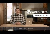 Latest Tutorials / How to build a WordPress Website / by Bluehost - Web Hosting