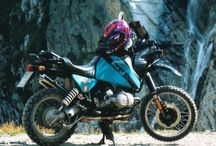 VS BMW R100 GS
