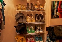 My dream closet  / by Carrie Kelley