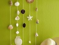 Beach / Shell DIY Crafts