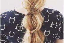 wedding hair style pony tail/ウェディング ヘアスタイル ポニーテール