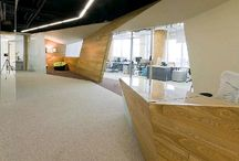 Commercial Interiors  / by Debbie Cluer
