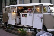 Caravan shops
