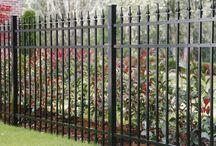 Ornamental Iron Fence / Ornamental iron gives a stunning look to your property with the ability to last many years with little or no maintenance. City Wide Fence can also offer a special powder coating for added durability.  Each fence type, including ornamental iron, offers a variety of styles to choose from or City Wide Fence can create a unique design to meet your needs. We can also fabricate customized gates to fit almost any residential and commercial applications.