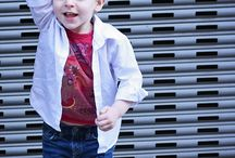 Fashion: Toddler Boy Looks / Clothing and Style looks for Toddler Boys.