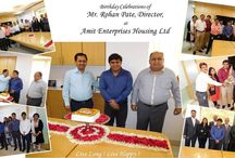 Life at AEHL / It  covers various activities of AEHL and its employees