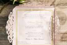 Romatic Delicate Wedding Design