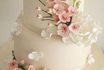 z kwiatami torty