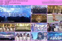 Theater, 1080i, 2017, 720P, AKB48, TV-MUSIC
