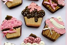 Pretty Cakes,Cookies and Cupcakes / by Amy Greene