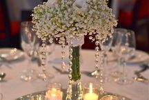 Inspiration centrepieces