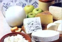 Food-Cheese & Dairy / by Adrienne